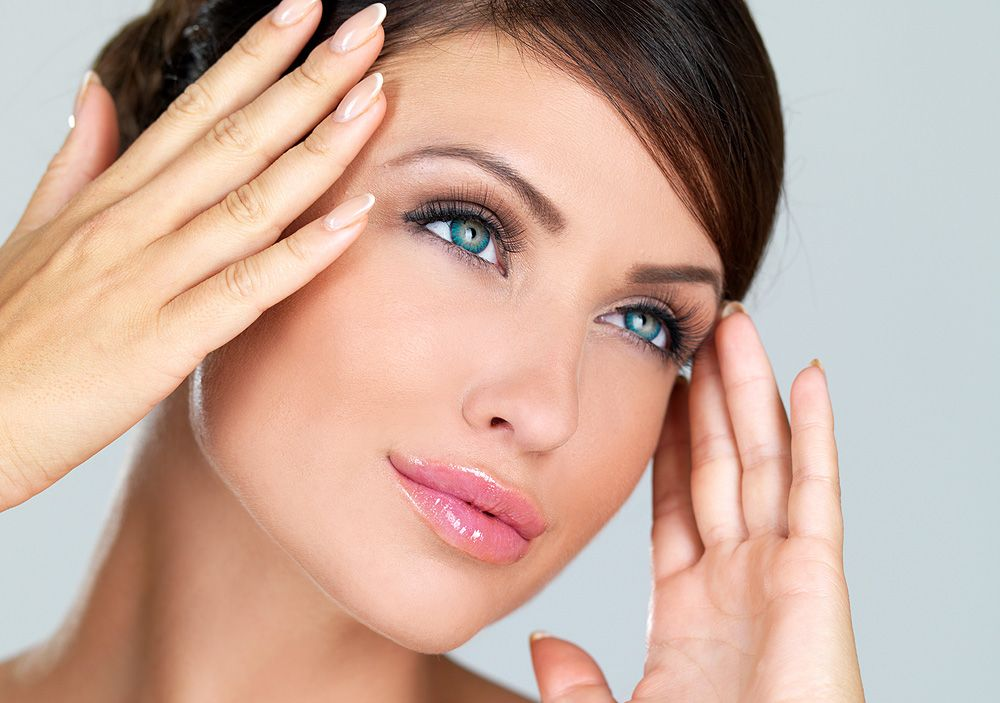 Tipps und Ubungen Im Gesicht abnehmen