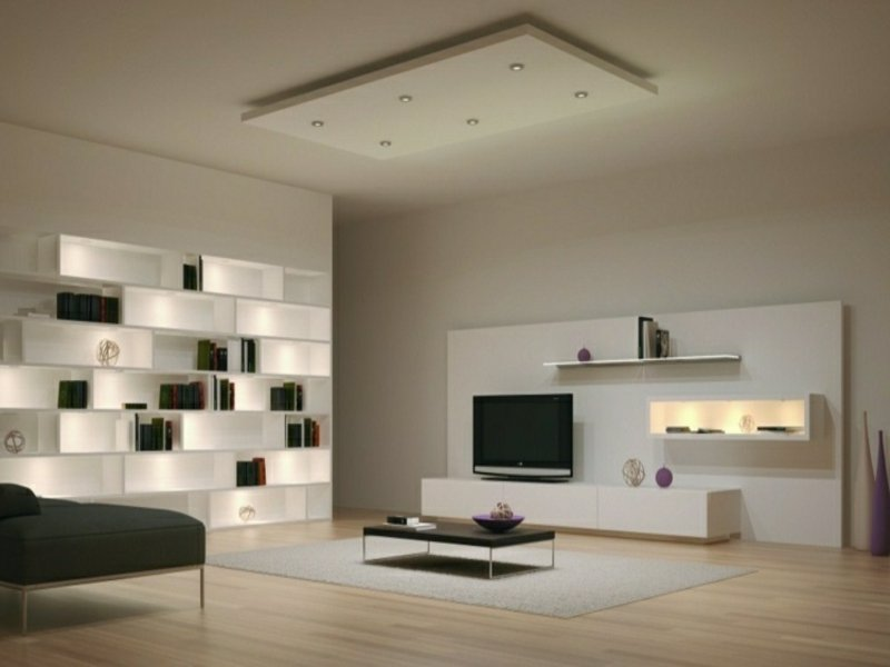 indirekte beleuchtung. Black Bedroom Furniture Sets. Home Design Ideas