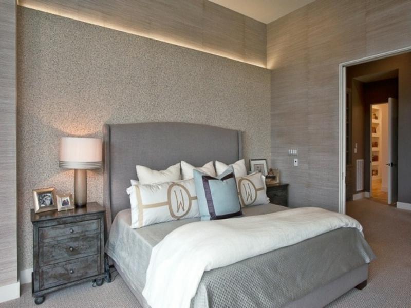 licht im schlafzimmer kreative deko ideen und