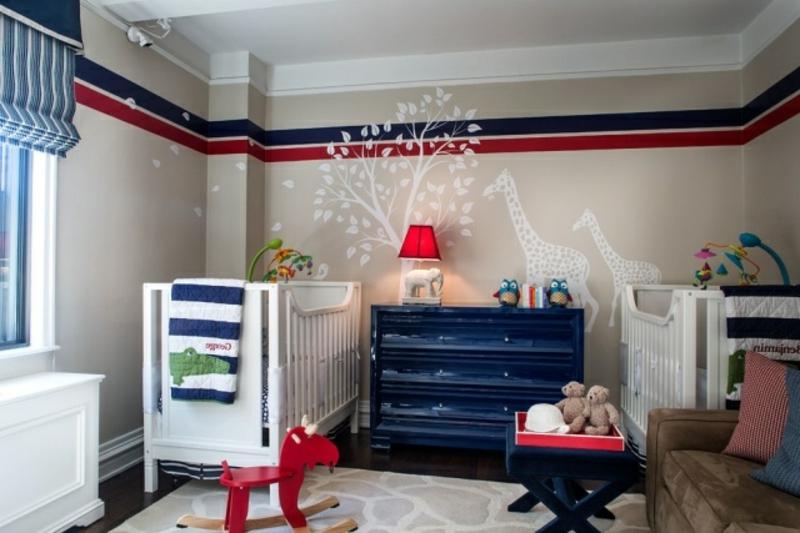 originelles Kinderzimmerdesign