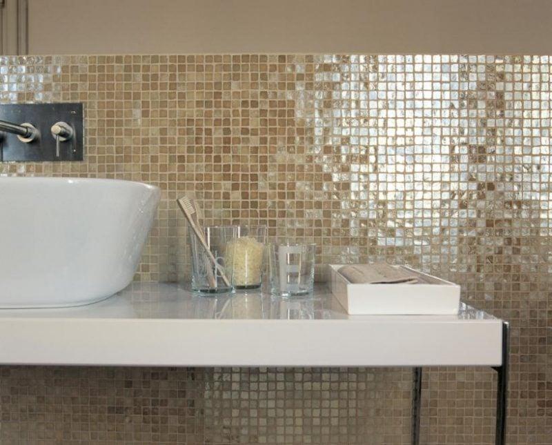 Italienische Fliesen Mosaik