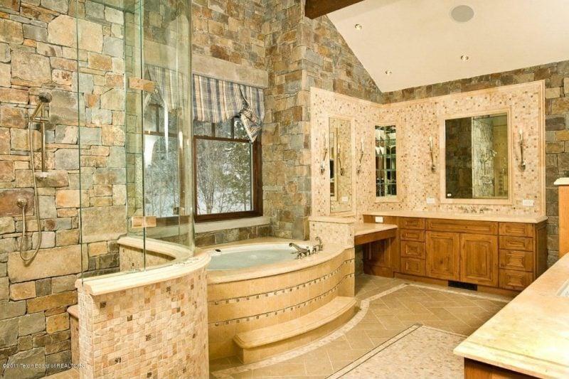 Inspiration 37 ideen f r italienische fliesen im badezimmer badezimmer bodenbel ge fliesen - Italienische bodenfliesen ...