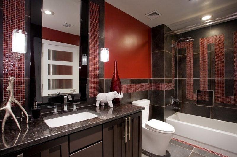 Italienische Fliesen Badezimmer : : 37 Ideen für italienische Fliesen im Badezimmer - Badezimmer ...