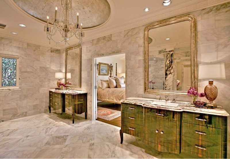 Italienische Fliesen Marmor Wand Boden