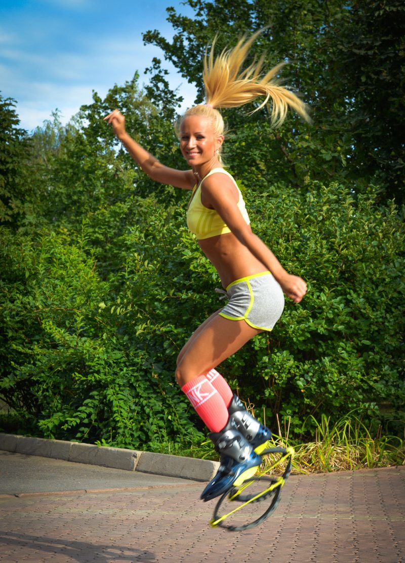 kangoo jumps bilder