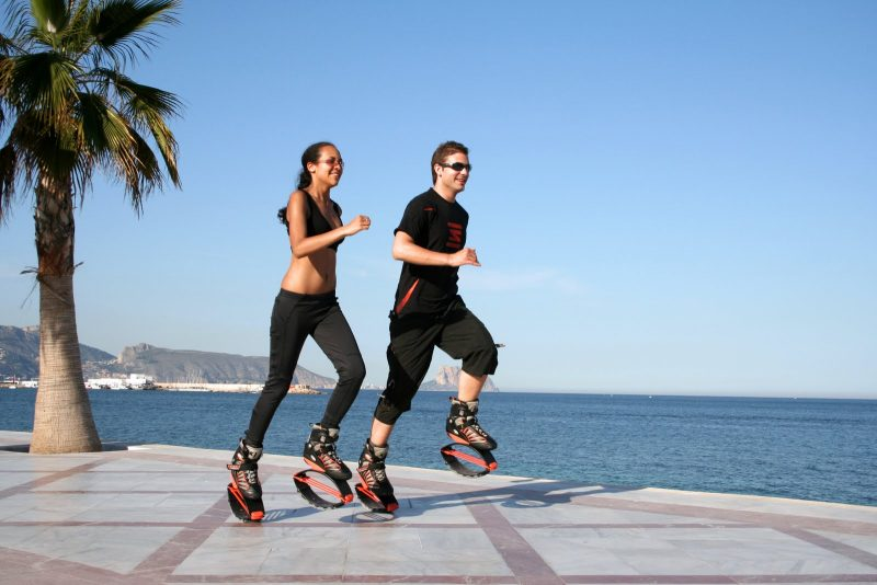 kangoo jumps schonend