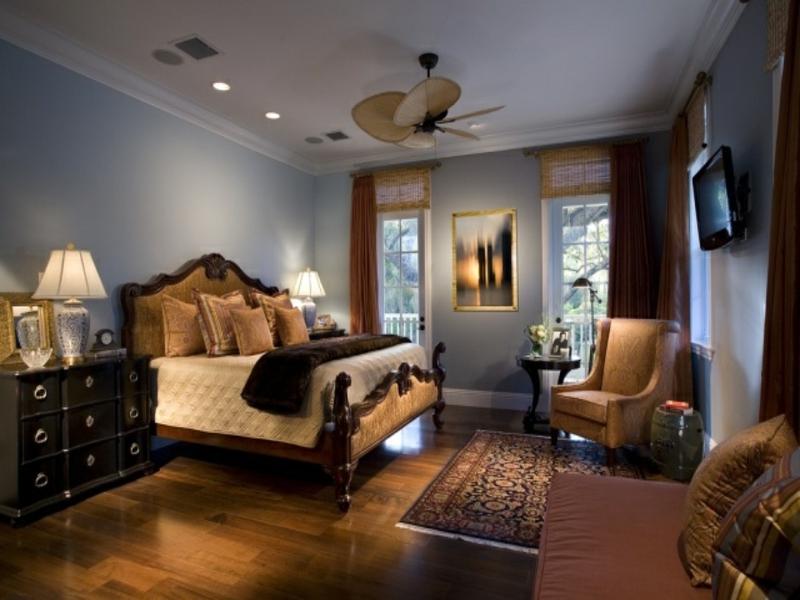 schönes klasssches luxus schlafzimmer