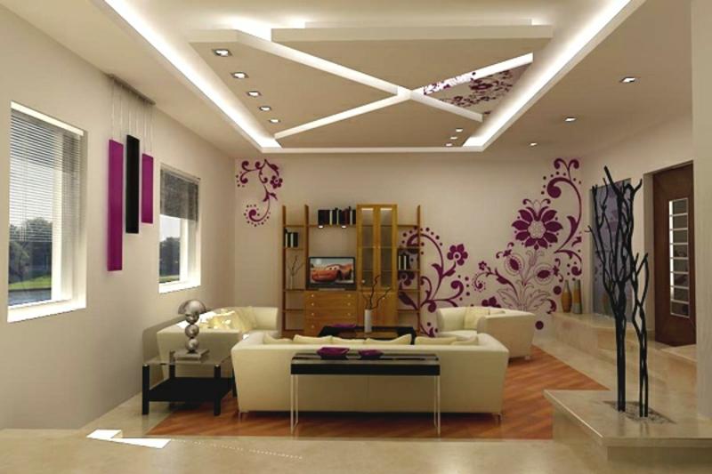 LED-Beleuchtung Wohnzimmer