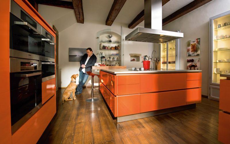 Küchenmarken Orange