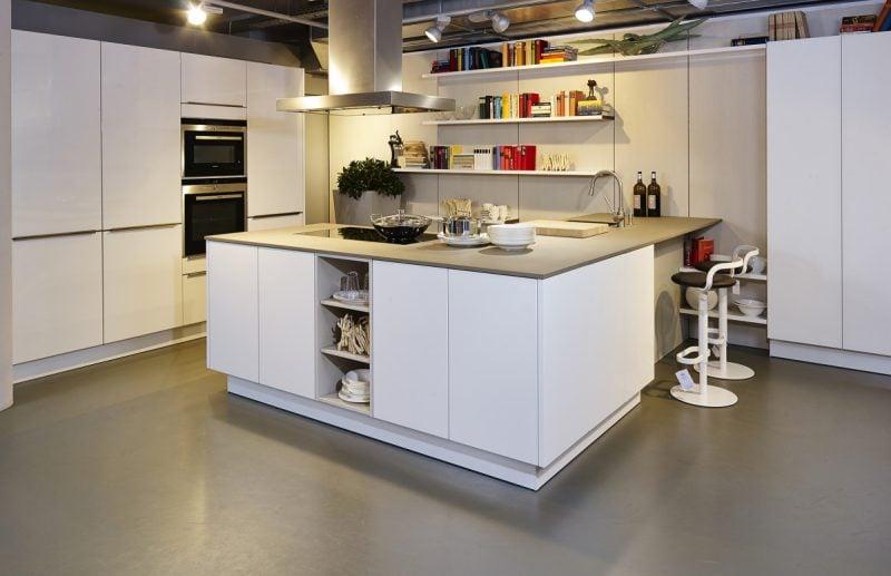 Küchenmarken Siematic weiss