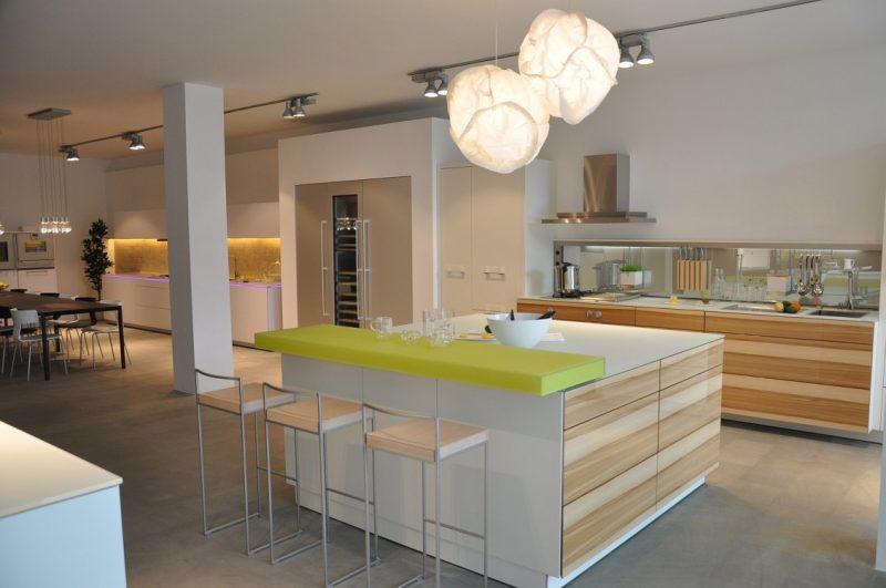 Küchenmarken Warendorf grün