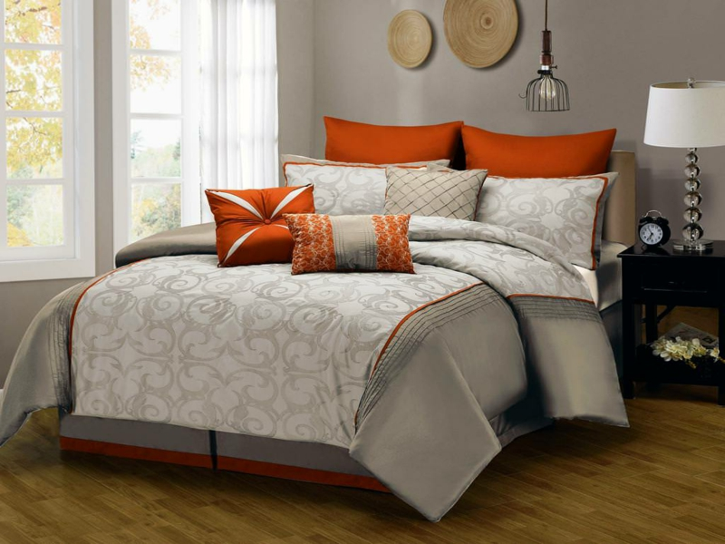 50 beispiele f r luxus bettw sche innendesign schlafzimmer zenideen. Black Bedroom Furniture Sets. Home Design Ideas