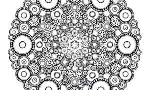 mandala vorlagen meditieren