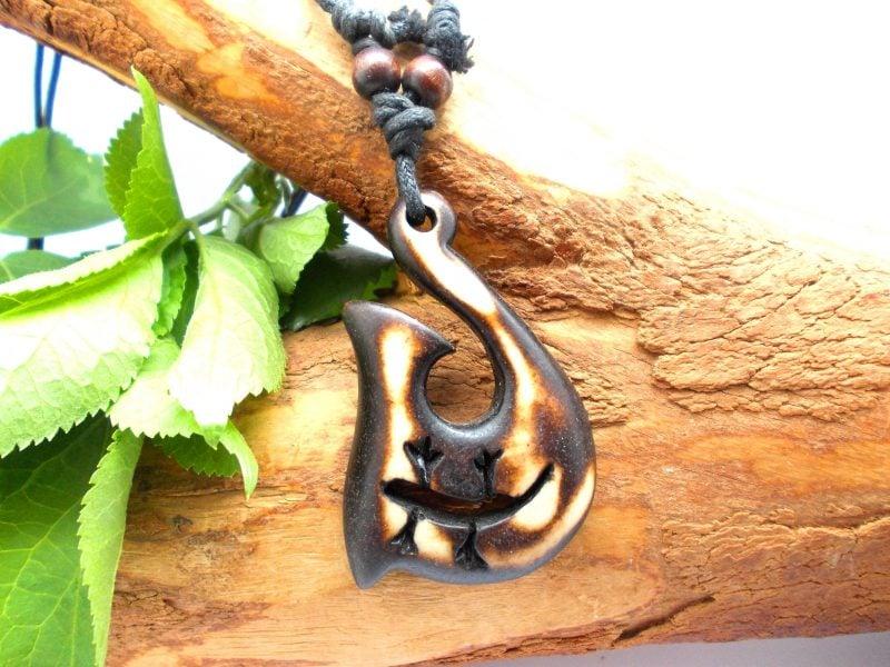 Maori Symbole Design Schmuck