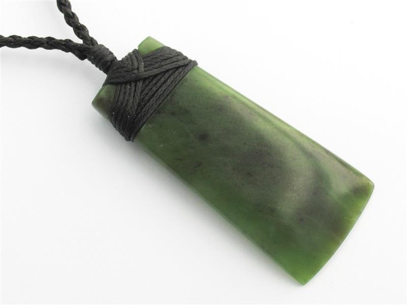 Maori Symbole Toko grun