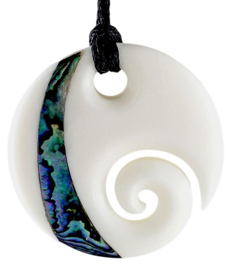 Maori Symbole Kreis