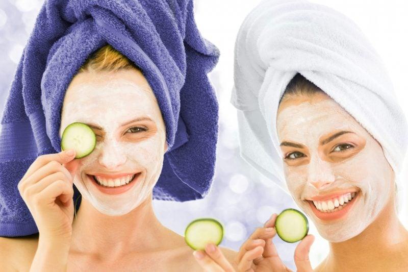 maske gegen pickel wirkungsvoll