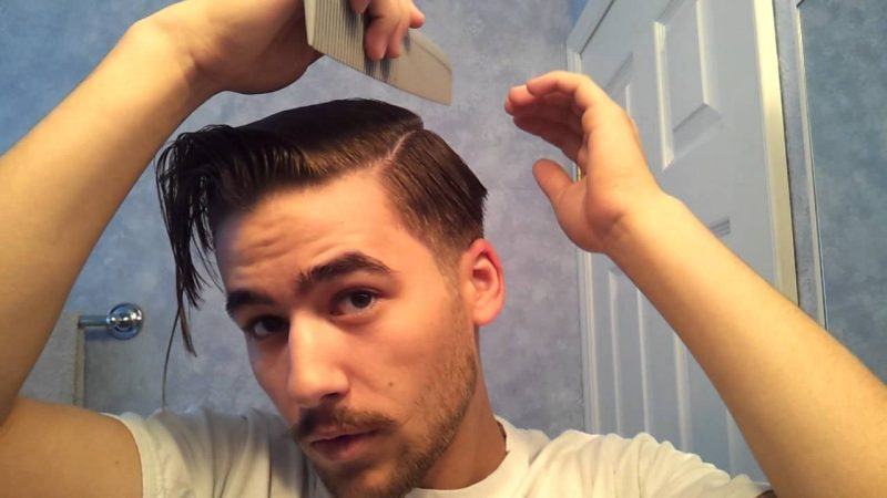 rockabilly frisuren für männer