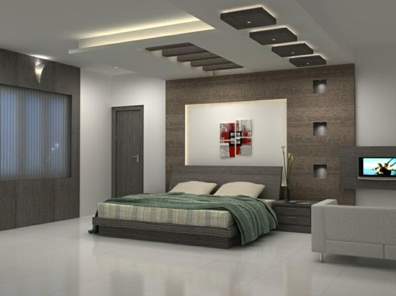 Deckenverkleidung Schlafzimmer