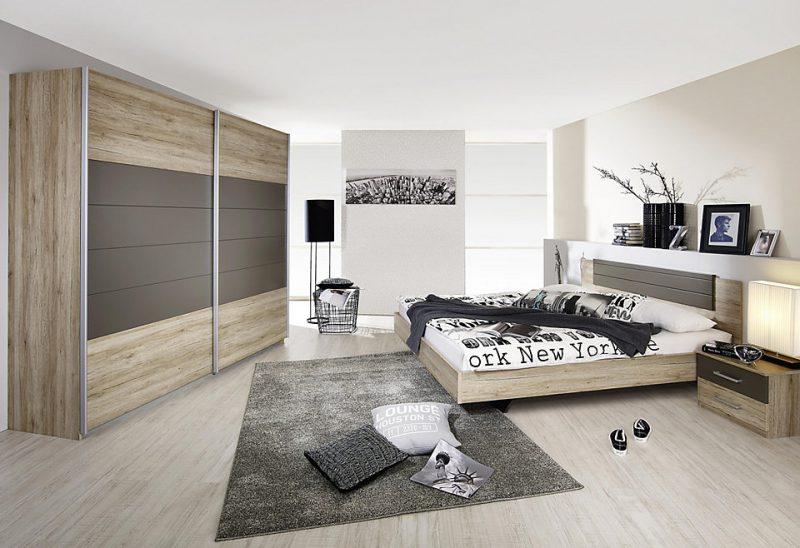Feng Shui Schlafzimmer mit modernem Design