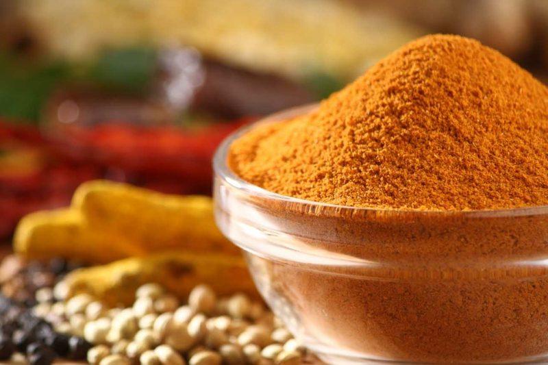 natürliche antibiotika Currypulver 2