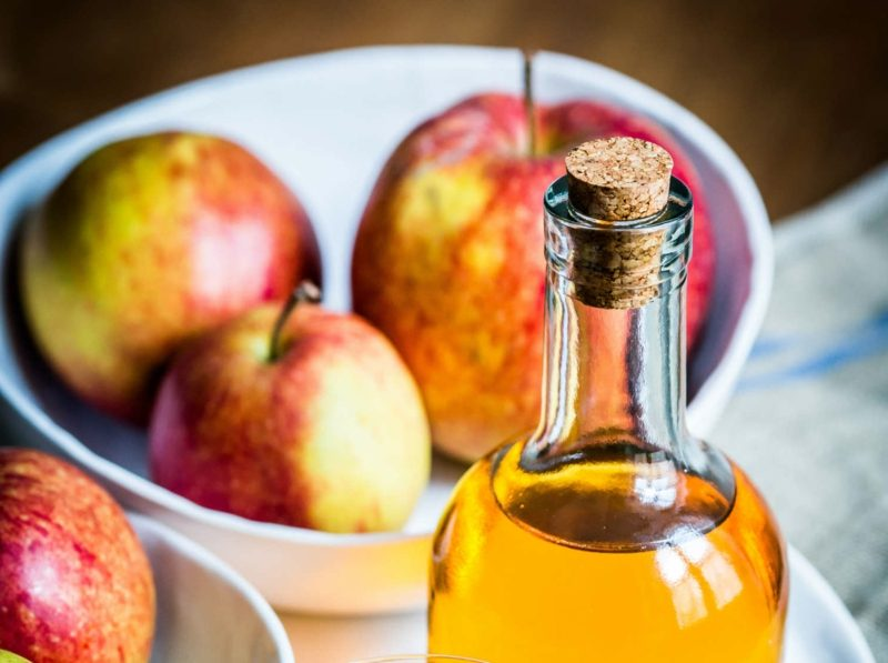 natürliche antibiotika apple cider vinegar
