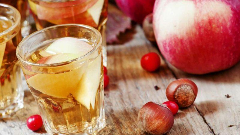 natürliche antibiotika apple cider vinegar cleanse juice