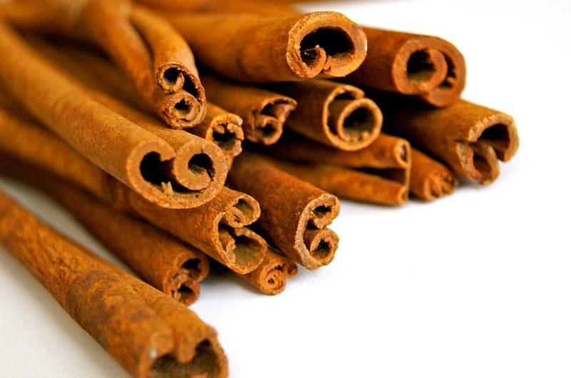 natürliche ntibiotika cinnamon sticks