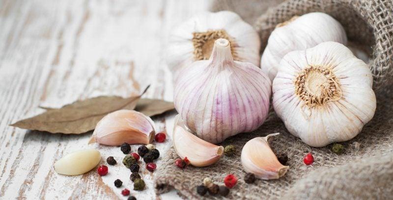 natürliche antibiotika garlic 4