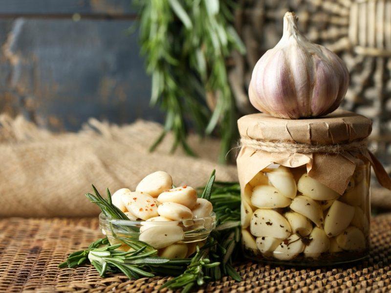 natürliche antibiotika garlic