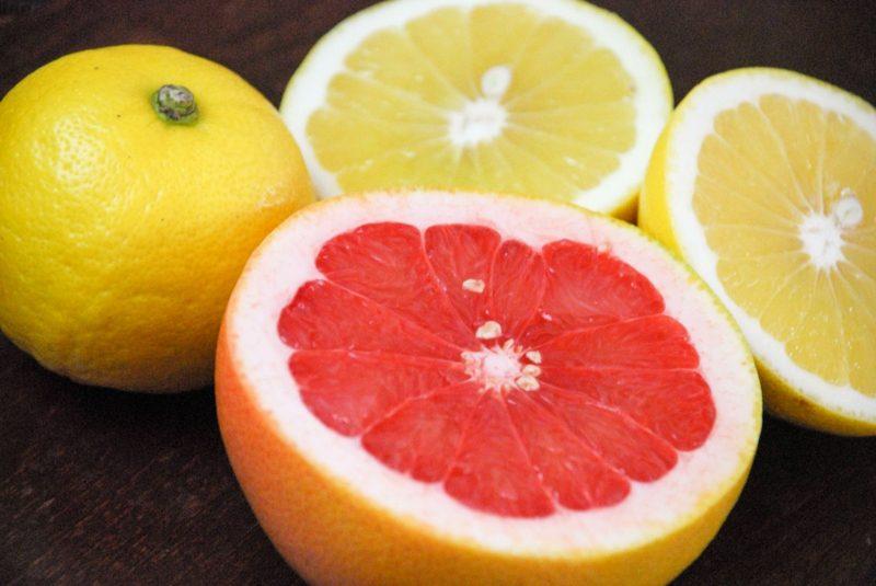 natürliche antibiotika grapefruit zitrone