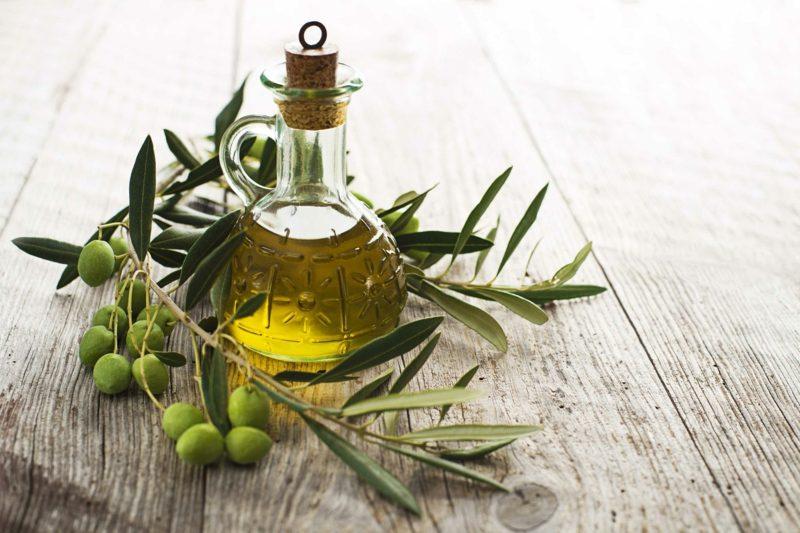 natürliche antibiotika olivenoel