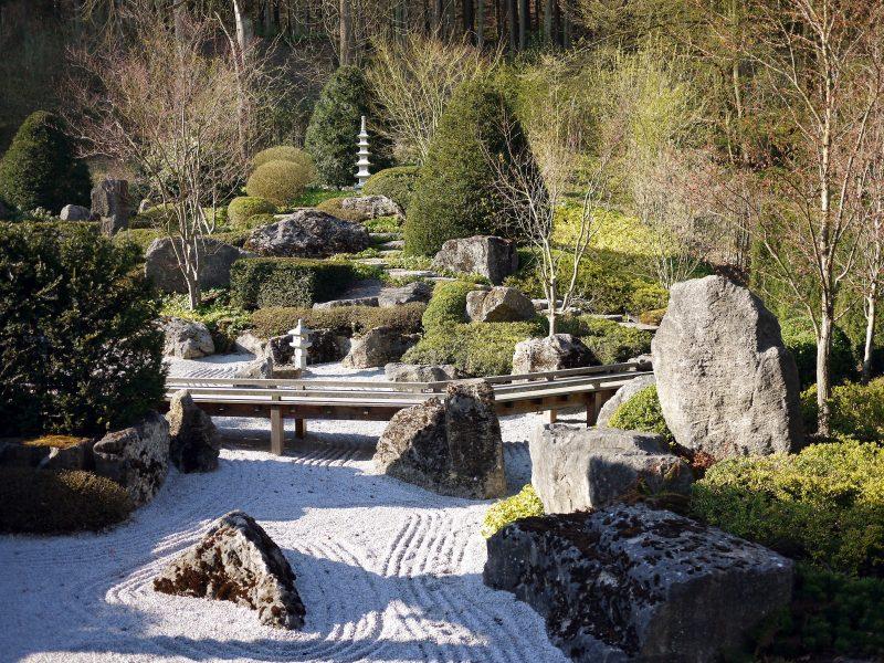 Zengarten Gestaltungsideen