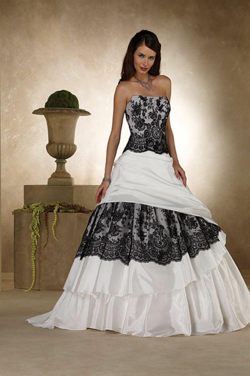 Ausgefallene Brautkleider Fur Eine Einzigartige Hochzeit