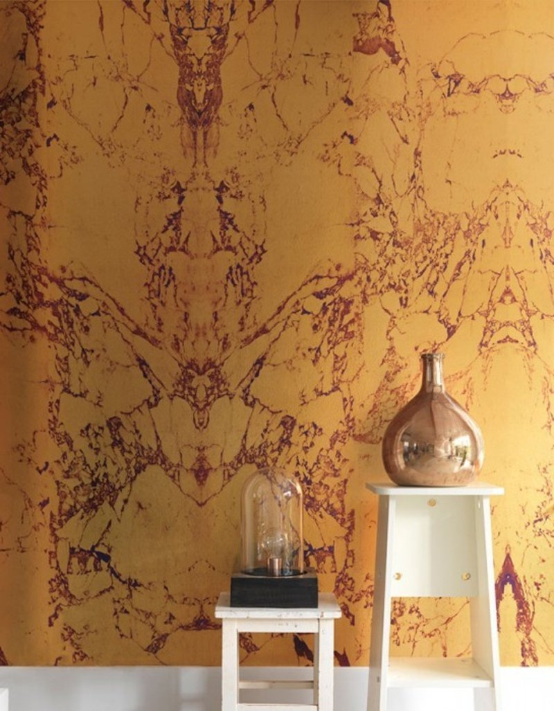 stein tapete wohnzimmer ideen inspiration. Black Bedroom Furniture Sets. Home Design Ideas
