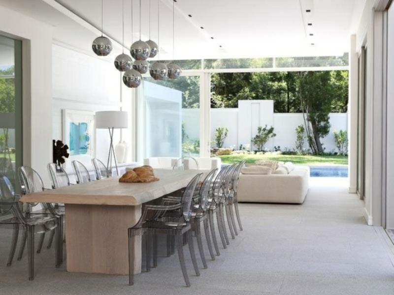 50 ideen f r moderne esszimmerlampen beleuchtung for Moderne esszimmerlampen