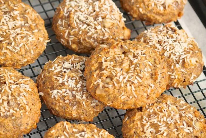 Quinoa Fruhstuck Kekse