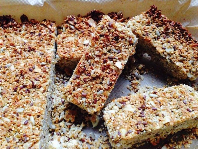 Quinoa Fruhstuck Mussli Riegel