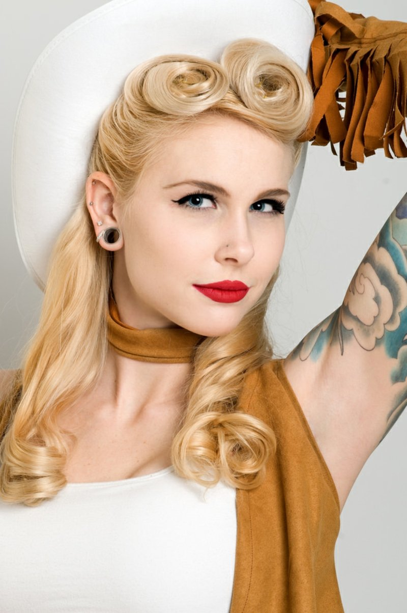 rockabilly-frisuren-HOW THE WEST WAS WON