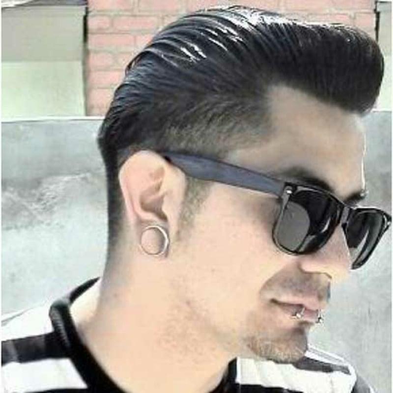 rockabilly-frisuren-männer-Rockabilly Hair Picture for Men
