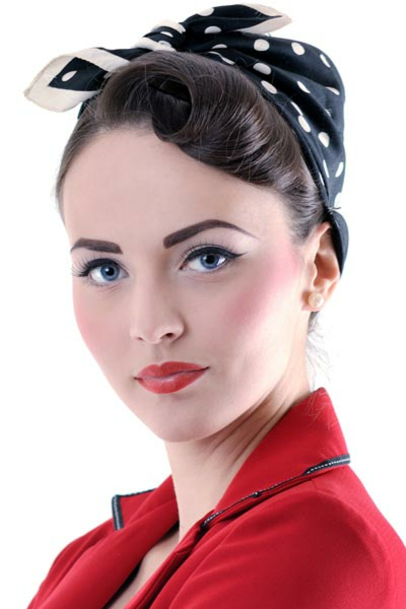 rockabilly-frisuren-pin-up-style-bandana