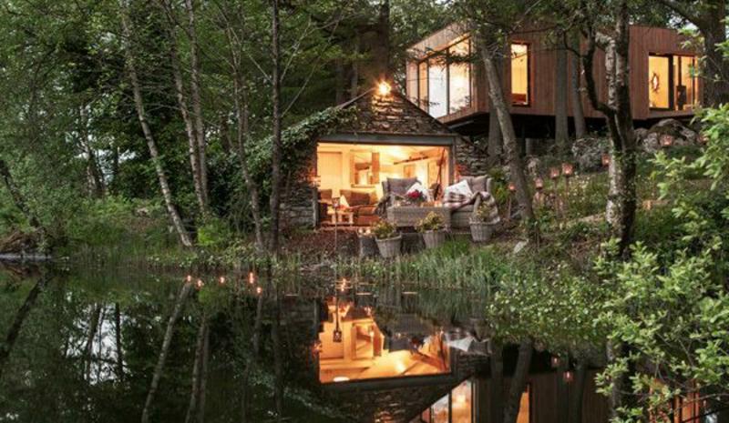 romantische-ideen-A weekend getaway by a lake 3