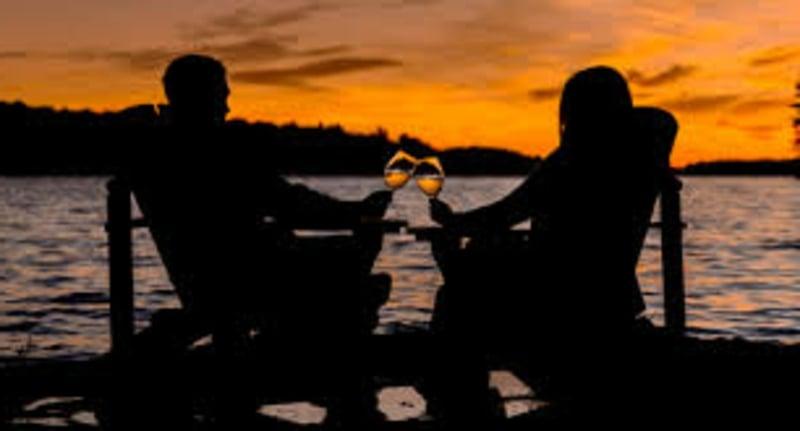 romantische-ideen-A weekend getaway by a lake 9