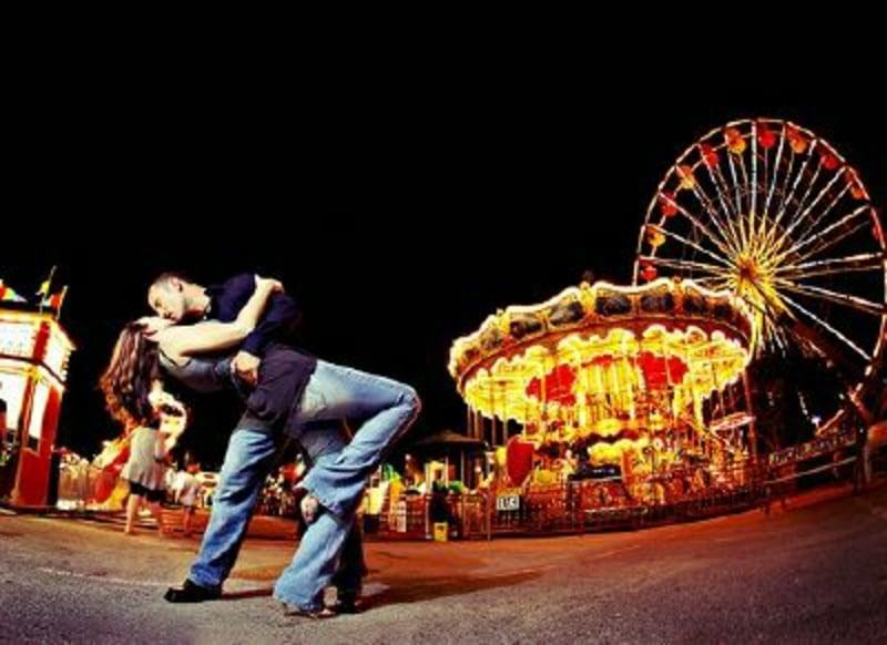 romantische-ideen-Go to an amusement park