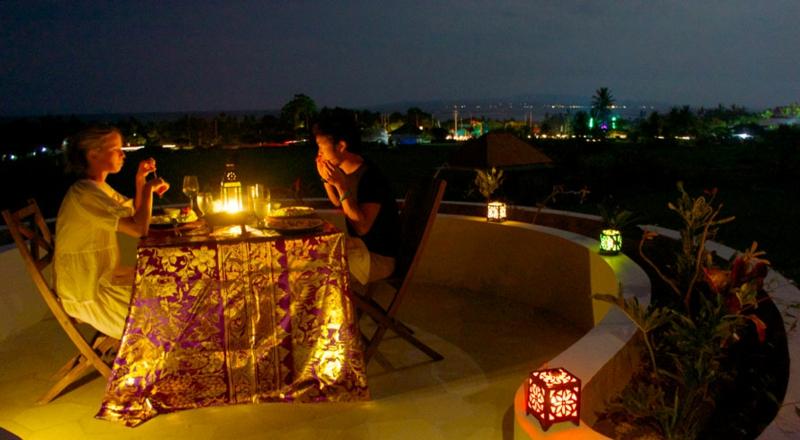 romantische-ideen-Rooftop dinner 2