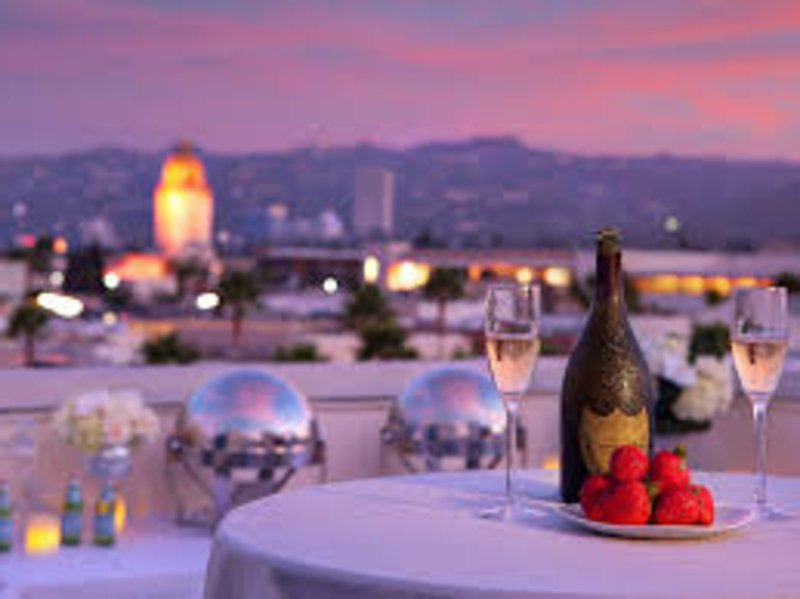 romantische-ideen-Rooftop dinner 3