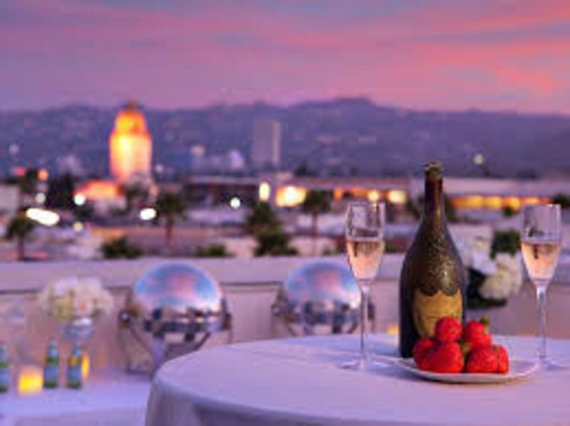 romantische-ideen-Rooftop dinner 3