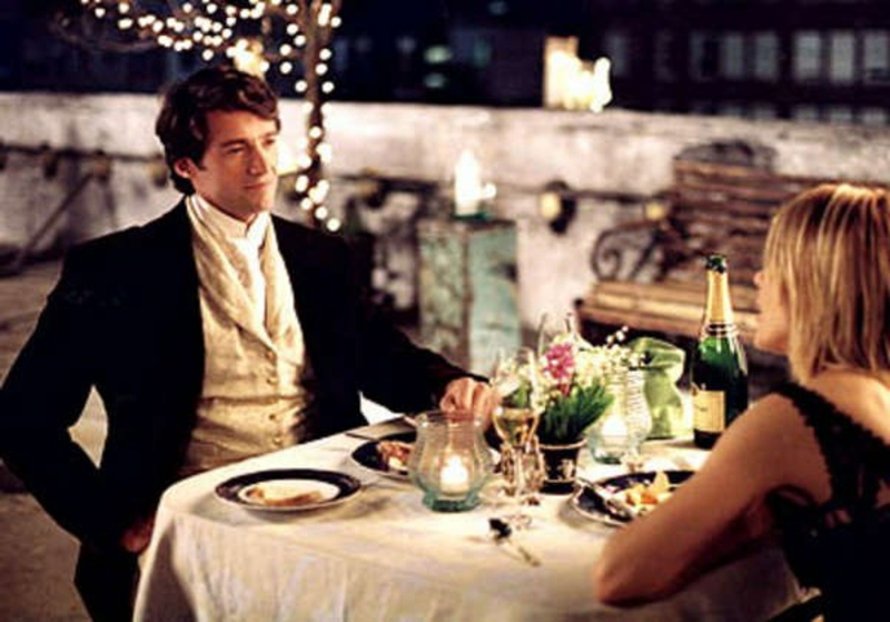 romantische-ideen-Rooftop dinner ROMANCE-IN-THE-MOVIE-Kate-Leopold-Rooftop-Dinner-ii