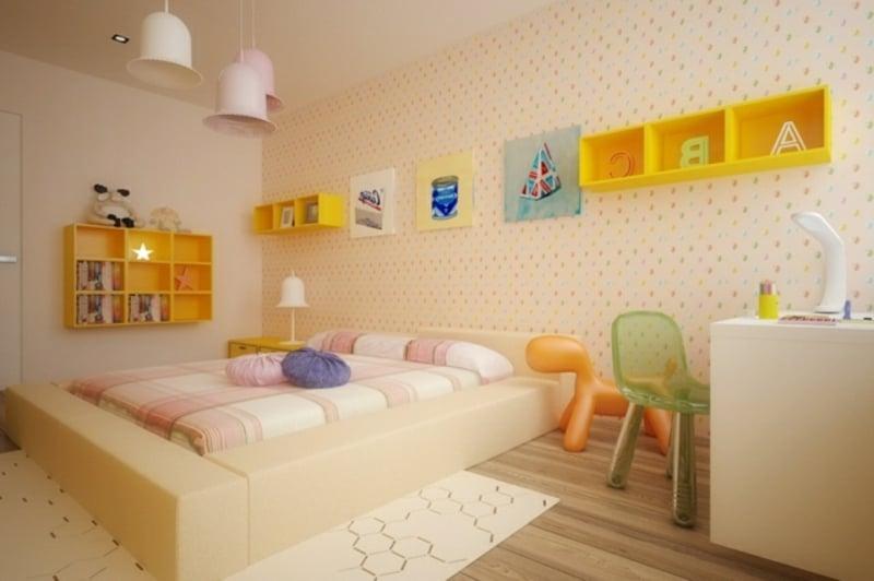 30 ideen zur gelungenen kinderzimmergestaltung. Black Bedroom Furniture Sets. Home Design Ideas