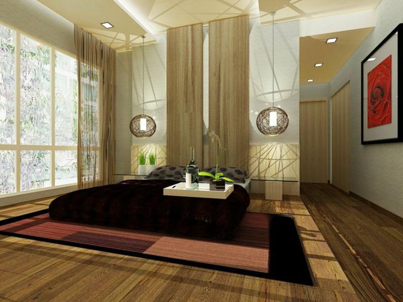 Die Perfekte Schlafzimmergestaltung - Innendesign, Schlafzimmer